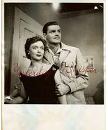 Barbara BAXLEY Herbert PATTERSON c.1953 Kraft T... - $14.99