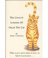 The Lives and Lessons of Oscar the Cat: When a ... - $25.00