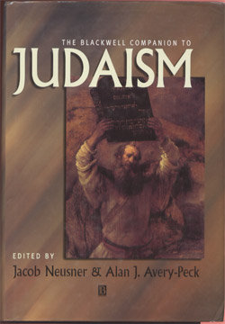 Blackwell Companion to Judaism Jacob Neusner (Editor), Alan