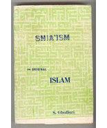 Shia'ism: Or, original Islam Salman Ghaffari 13553 - $95.00