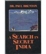 A Search in Secret India Brunton, Paul 13146 - $20.00