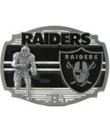 Oakland Raiders Belt Buckle, New - $16.48