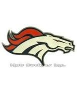 Denver Broncos Officialy Licensed Nfl Belt Buckle - $14.00