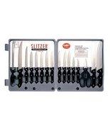 Slitzer™ 17 piece Cutlery Set - $34.47