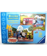 Ravensburger 2 In a Box Thomas & Friends Two 20... - $10.90
