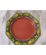 2 Royal Winton Grimwades Salmon Orange w/ Border - $8.50