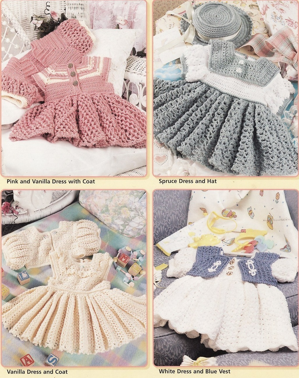 CROCHET DRESS PATTERN TOP ? Patterns