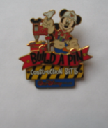 Walt Disney World ~Build a Pin~ Construction Si... - $5.99
