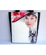 Audrey Hepburn Vintage Hat Large Tote Shoulder ... - $30.00