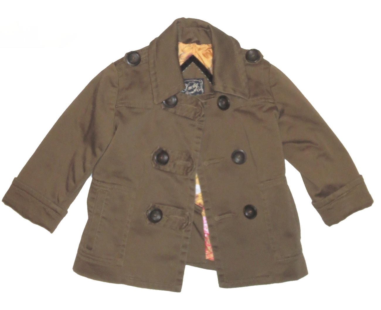 Lucky Brand High-End Fashion Winter Jacket for Girls (2Y/2T) at Sears.com