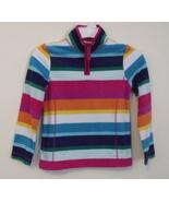 Girls Old Navy Multi Color Stripe Fleece Long S... - $7.00