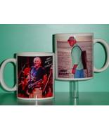 Jimmy Buffett 2 Photo Designer Collectible Mug - $14.95