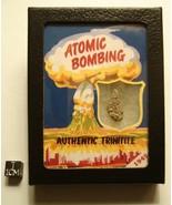Trinitite Display - Limited Edition Vintage Pop... - $39.00