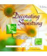 Decorating on a Shoestring by Gwen Ellis & Jo A... - $5.95