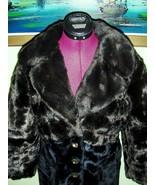 Fabulously Elegant Woman's 60's Vintage Faux Fu... - $125.00