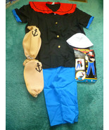 ADULT POPEYE HALLOWEEN COSTUME PLUS SIZE - $25.00