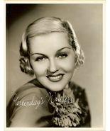 Patricia Ellis Vintage Glamour Elmer Fryer 8x10... - $19.99