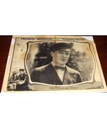 Thomas Meighan Cappy Ricks c.1921 Paramount Lob... - $19.99
