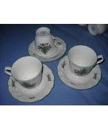 Nikko Happy holidays cups/saucers  (10 sets  av... - $19.99
