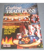 Crafting Traditions magazine Jan Feb 1997 - $3.75