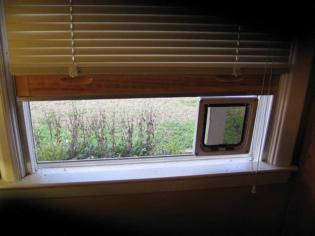 Window Insert Window Pet Door Insert Window