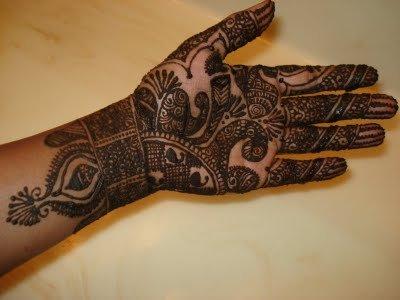 Henna Paste in Applicator Bottle tattoo Mehndi Cone USA