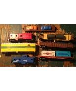 7 Lima Train Cars Model HO Scale - $24.50