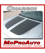 *2007 Dodge Charger GRAPHICS STRIPES Hood Rear Decals 3M PRO Grade Vinyl 416 - $81.24