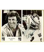 Phil Esposito Hand Autographed 1979-80 Publicit... - $49.99