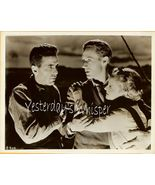 Vintage Photo Bette Davis Humphrey Bogart Lesli... - $19.99