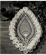 Vintage Crochet Doilies CD 100 plus patterns al... - $10.00