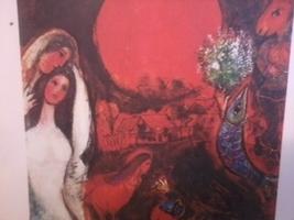 9 1/2 x 11  Marc Chagall Print