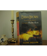 EMMA BROWN MYSTERY CHARLOTTE BRONTE CLARE BOYLA... - $9.99