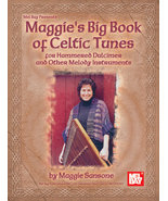 Maggie's Big Book of Celtic Tunes/Hammered Dulc... - $20.95