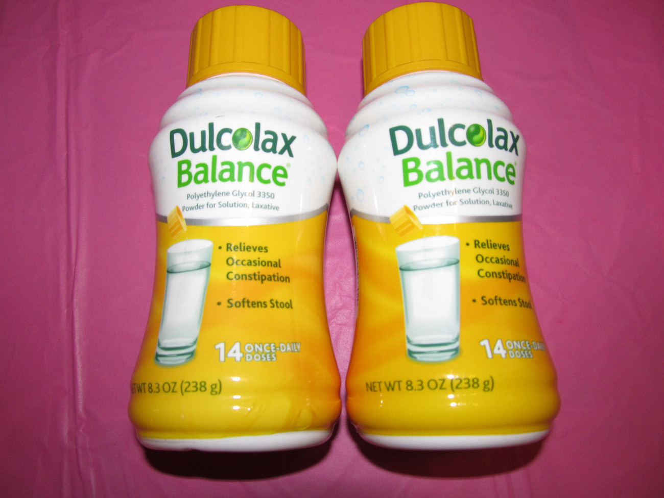 Buy over the counter medicine for constipation - Dulcolax Balance~Relieves Occasional Constipation~lot of (2)