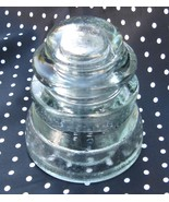 Armstrong Clear Glass Insulator DP1 155 Clear M... - $4.99