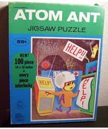 Atom Ant 1967 100 Piece Jigsaw Puzzle - $22.99