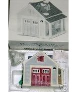 NIB DEPARTMENT 56 SNOW VILLAGE SINGLE CAR GARAG... - $48.50
