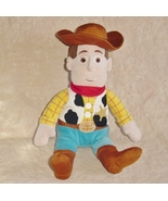 Toy Story Plush Woody Cowboy 15 Inch Kohls Care... - $15.00