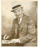 1920s Vintage Publicity Photo Charlie Murray si... - $9.99