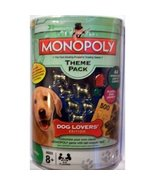 Monopoly Theme Pack Dog Lovers Edition Tokens M... - $11.99