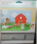Martha Stewart Pipe Cleaner Farm Kit - NEW in Pkg - $4.50
