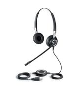 Jabra BIZ 2400 Duo NC USB Professional Headset ... - $129.95