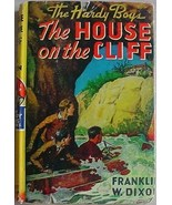 Hardy Boys HOUSE ON THE CLIFF Franklin W Dixon ... - $11.00