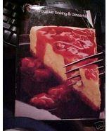 Vintage Microwave Dessert Cookbook Methven Ogre... - $3.50