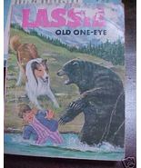 Lassie Big Little Book 1975 Old One Eye - $4.00