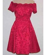 RED PARTY DRESS by Roberta Size 9-10 - $15.00