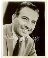 Bill Fleming Sports Broadcaster 1960 Original T... - $9.99