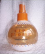 Bath & Body Works Temptations Spiced Gingersnap Shimmer Spla
