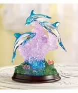 Dolphin Table Lamp - $16.50